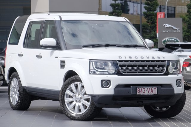 Used Land Rover Discovery TDV6, Newstead, 2014 Land Rover Discovery TDV6 Wagon