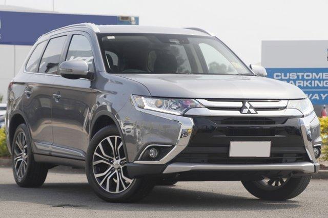 Used Mitsubishi Outlander ES 2WD, Beaudesert, 2018 Mitsubishi Outlander ES 2WD Wagon