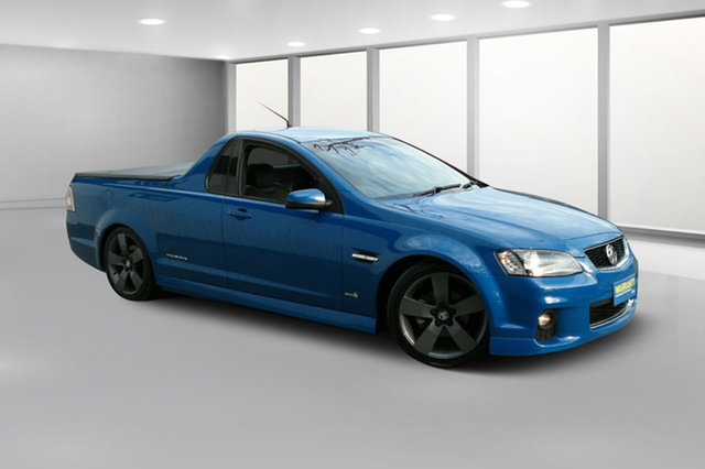 Used Holden Ute SV6 Thunder, West Footscray, 2012 Holden Ute SV6 Thunder Utility