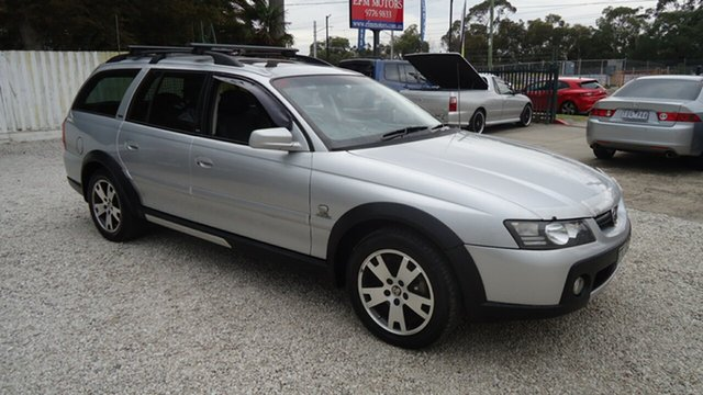 Used Holden Adventra LX6, Seaford, 2005 Holden Adventra LX6 Wagon
