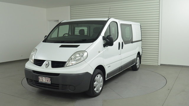 Used Renault Trafic Low Roof LWB, Warwick Farm, 2013 Renault Trafic Low Roof LWB Van