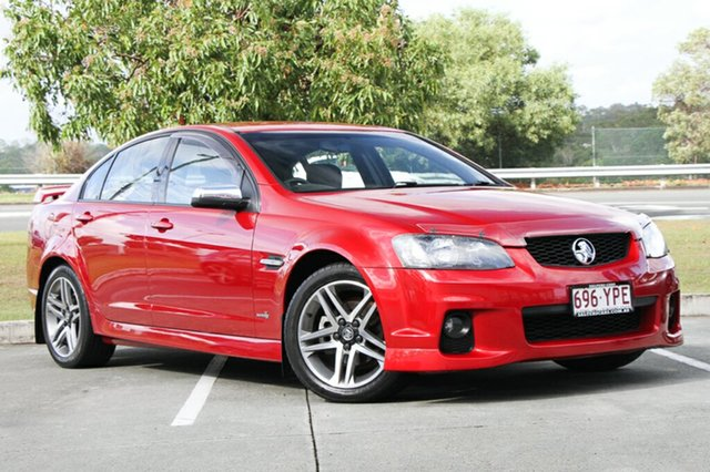 Used Holden Commodore SV6, Indooroopilly, 2010 Holden Commodore SV6 Sedan