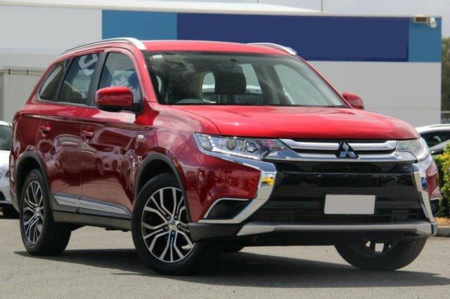 Used Mitsubishi Outlander ES 2WD, Beaudesert, 2017 Mitsubishi Outlander ES 2WD Wagon
