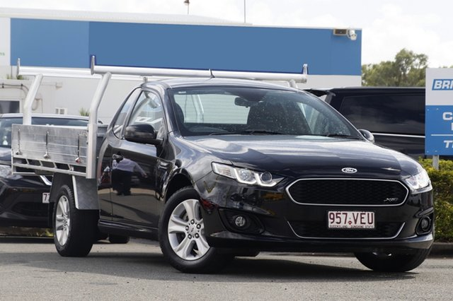 Used Ford Falcon XR6 Super Cab, Bowen Hills, 2015 Ford Falcon XR6 Super Cab Cab Chassis