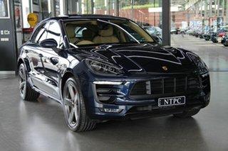 2017 Porsche Macan GTS PDK AWD Wagon.