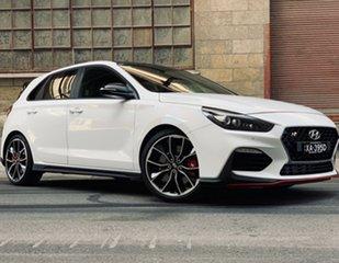 2018 Hyundai i30 N Performance Hatchback.