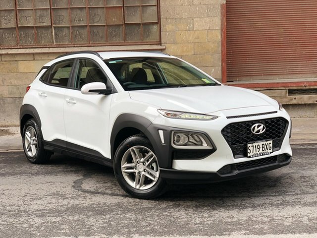 Demonstrator, Demo, Near New Hyundai Kona Active 2WD, Cheltenham, 2018 Hyundai Kona Active 2WD Wagon