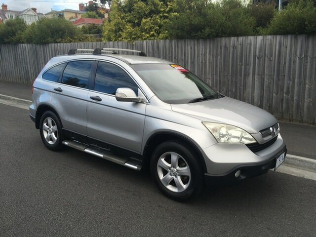 Used Honda CR-V (4x4) Extra, North Hobart, 2008 Honda CR-V (4x4) Extra Wagon