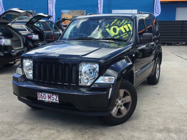 Used Jeep Cherokee Sport, Greenslopes, 2010 Jeep Cherokee Sport Wagon