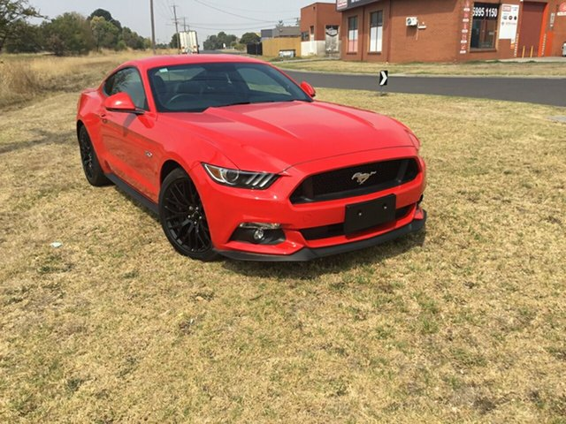 Used Ford Mustang GT Fastback SelectShift, Cranbourne, 2017 Ford Mustang GT Fastback SelectShift Fastback