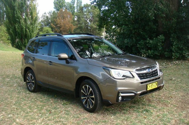 Used Subaru Forester 2.5i-S CVT AWD, Queanbeyan, 2016 Subaru Forester 2.5i-S CVT AWD Wagon