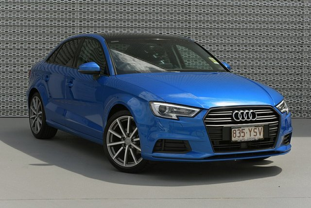 Demonstrator, Demo, Near New Audi A3, Southport, 2018 Audi A3 Sedan