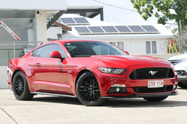 Used Ford Mustang GT Fastback SelectShift, Indooroopilly, 2016 Ford Mustang GT Fastback SelectShift Fastback