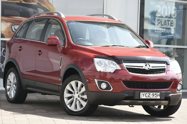Used Holden Captiva 5 LT, Warwick Farm, 2015 Holden Captiva 5 LT SUV