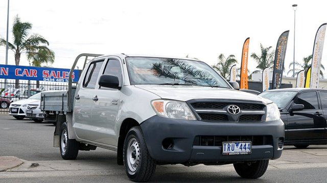 Used Toyota Hilux Workmate 4x2, Cheltenham, 2005 Toyota Hilux Workmate 4x2 Utility