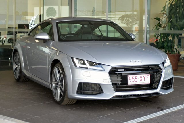 Used Audi TT S Line S Tronic, Southport, 2015 Audi TT S Line S Tronic Coupe