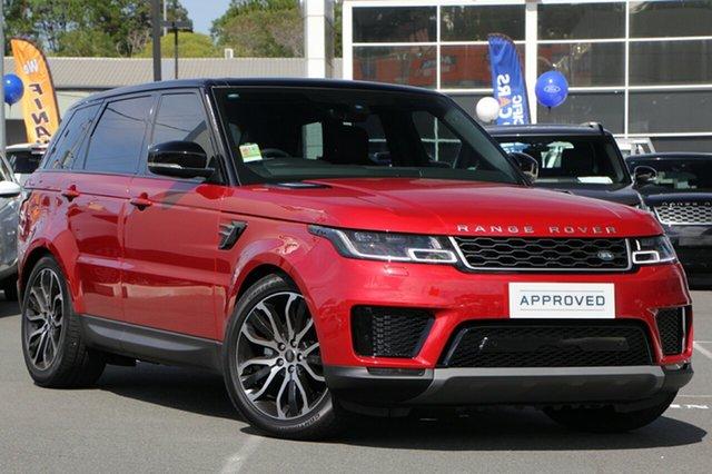 Demonstrator, Demo, Near New Land Rover Range Rover Sport SDV6 183kW CommandShift SE, Maroochydore, 2018 Land Rover Range Rover Sport SDV6 183kW CommandShift SE Wagon
