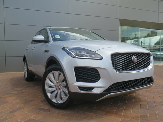 Discounted Demonstrator, Demo, Near New Jaguar E-PACE P250 AWD SE, Toowoomba, 2018 Jaguar E-PACE P250 AWD SE Wagon