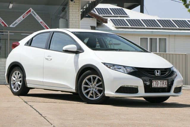 Used Honda Civic VTi-S, Indooroopilly, 2014 Honda Civic VTi-S Hatchback