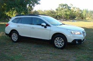 2016 Subaru Outback 2.0D CVT AWD Wagon.