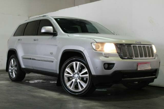 Used Jeep Grand Cherokee Limited 70th Anniver, Underwood, 2011 Jeep Grand Cherokee Limited 70th Anniver Wagon