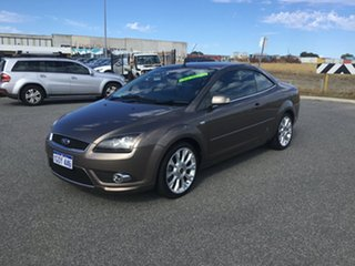 2007 Ford Focus Coupe-Cabriolet Cabriolet.