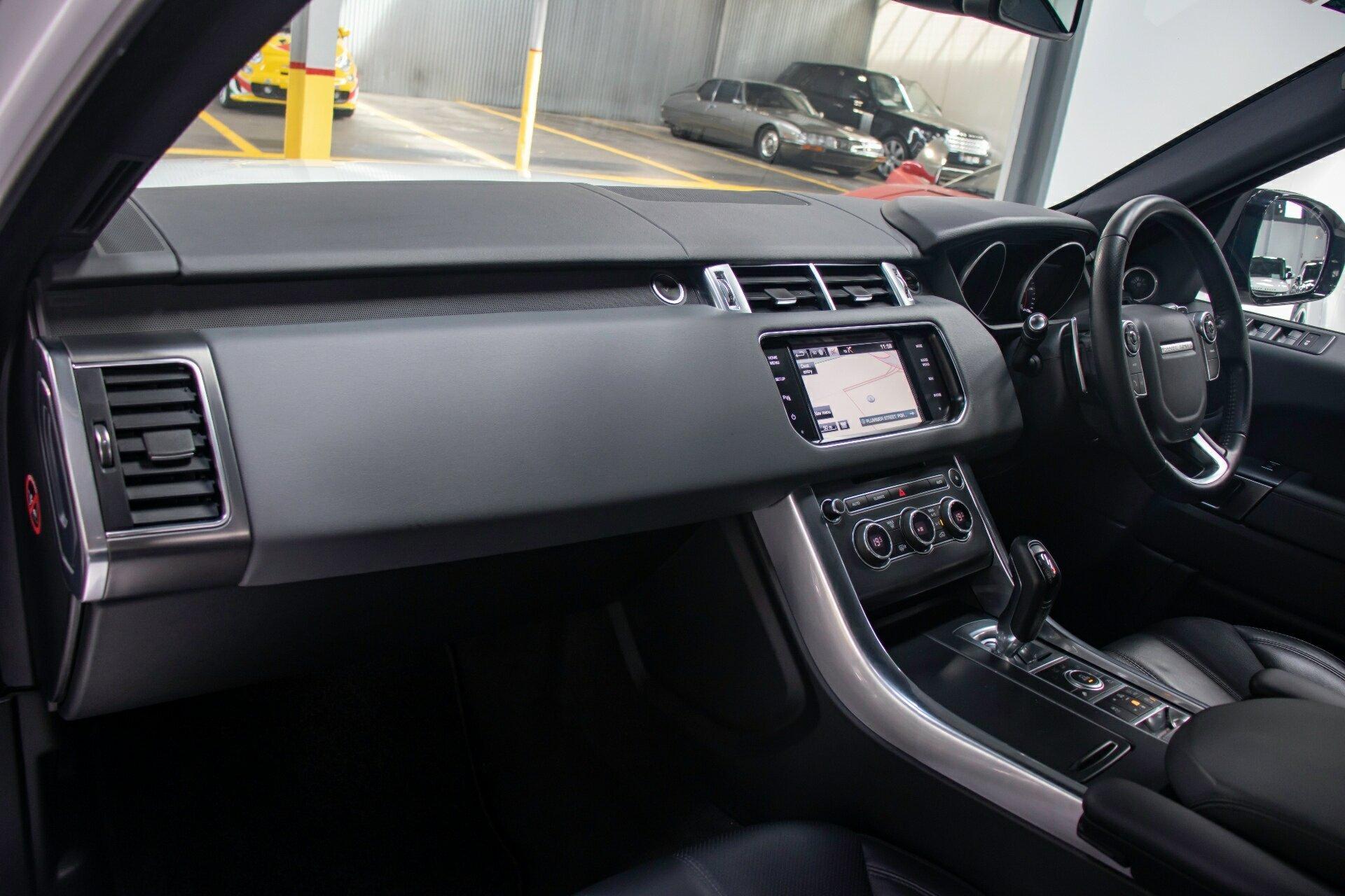 2014 Land Rover Range Rover Sport 3.0 Sdv6 Se Lw