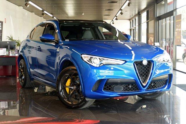 New Alfa Romeo Stelvio Quadrifoglio AWD, Southport, 2018 Alfa Romeo Stelvio Quadrifoglio AWD Wagon