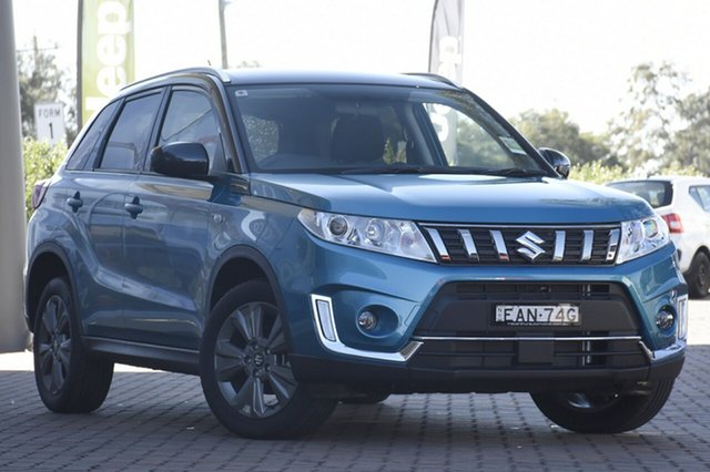 Discounted Demonstrator, Demo, Near New Suzuki Vitara 2WD, Warwick Farm, 2018 Suzuki Vitara 2WD SUV