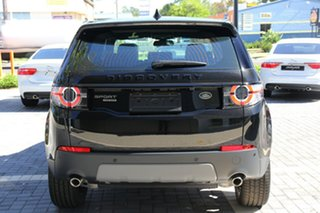 2018 Land Rover Discovery Sport SD4 HSE SUV.