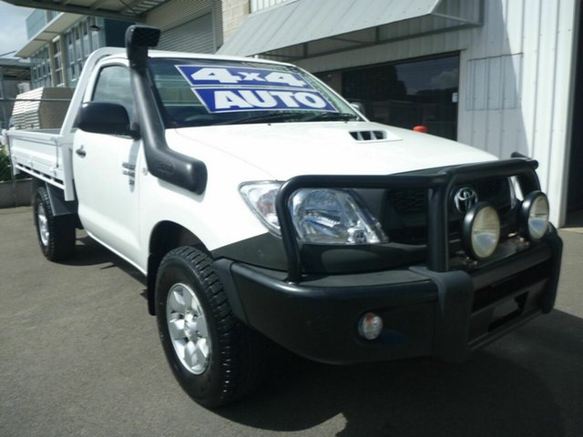 Used Toyota Hilux SR, Edwardstown, 2008 Toyota Hilux SR Cab Chassis