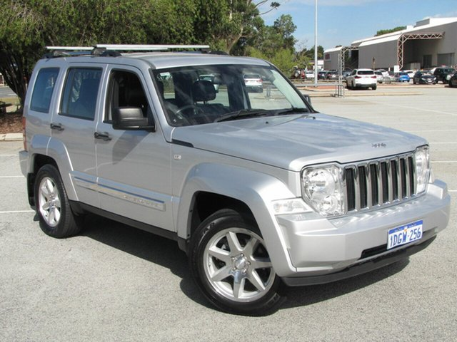 Used Jeep Cherokee Limited, Maddington, 2010 Jeep Cherokee Limited Wagon