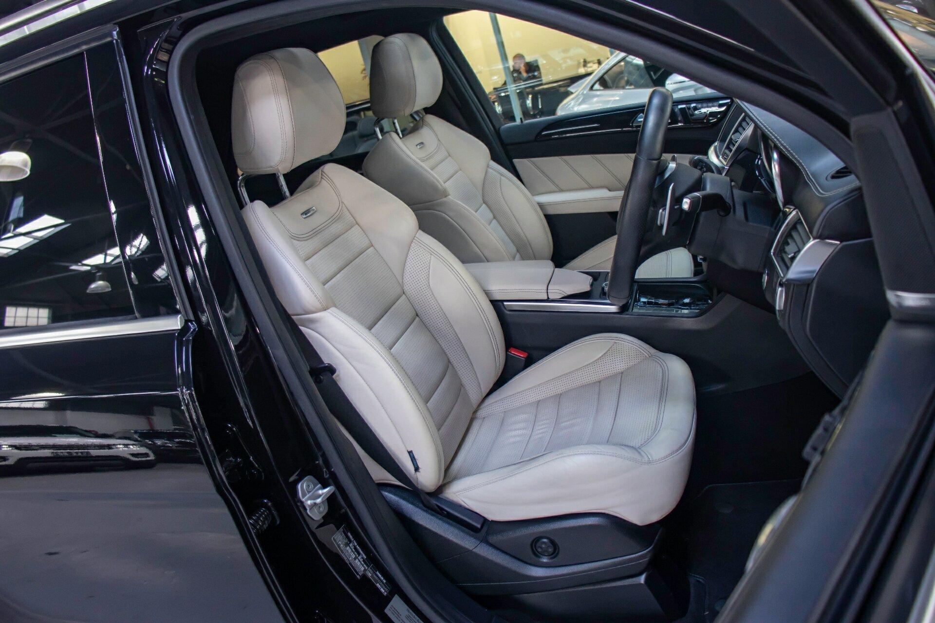 2012 Mercedes-benz Ml63 Amg 4x4 166