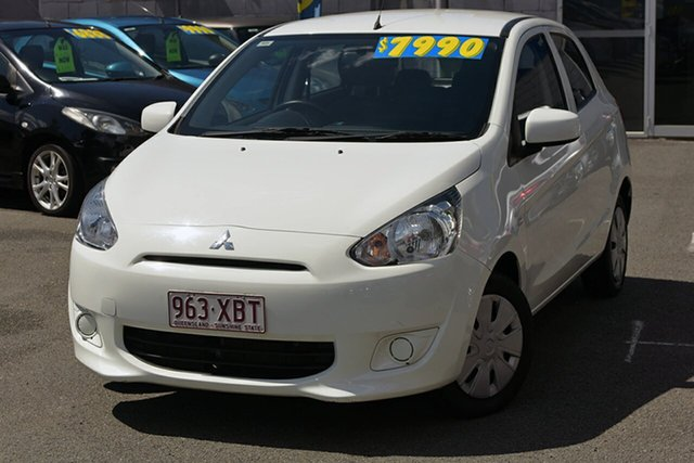 Used Mitsubishi Mirage ES, Southport, 2013 Mitsubishi Mirage ES Hatchback