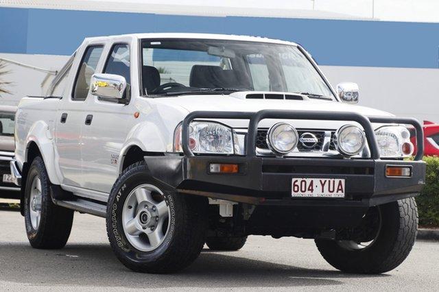 Used Nissan Navara ST-R, Bowen Hills, 2013 Nissan Navara ST-R Utility