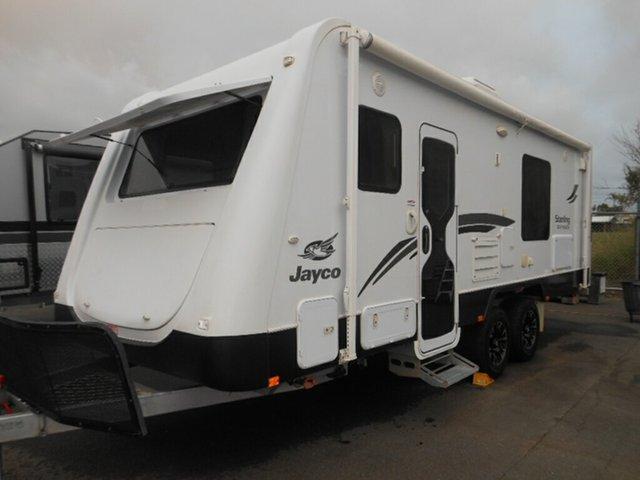 Used Jayco Sterling Outback 21.65-3, Pialba, 2013 Jayco Sterling Outback 21.65-3 Caravan