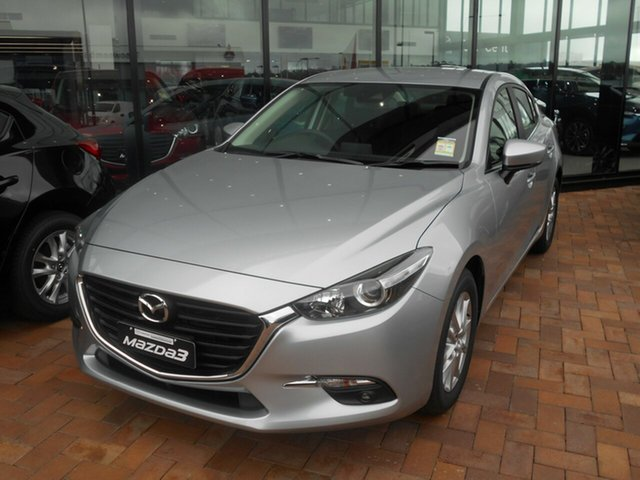 Demonstrator, Demo, Near New Mazda 3 Maxx SKYACTIV-MT Sport, Toowoomba, 2018 Mazda 3 Maxx SKYACTIV-MT Sport Sedan