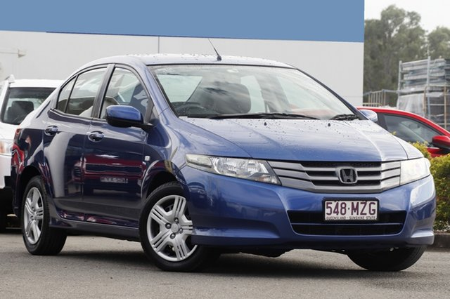 Used Honda City VTi, Bowen Hills, 2010 Honda City VTi Sedan