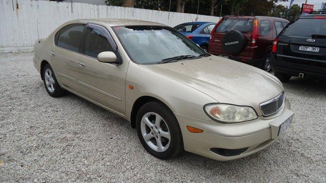 Used Nissan Maxima ST, Seaford, 2002 Nissan Maxima ST Sedan