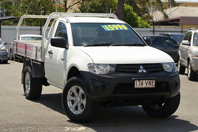 Used Mitsubishi Triton GL 4x2, Southport, 2013 Mitsubishi Triton GL 4x2 Cab Chassis