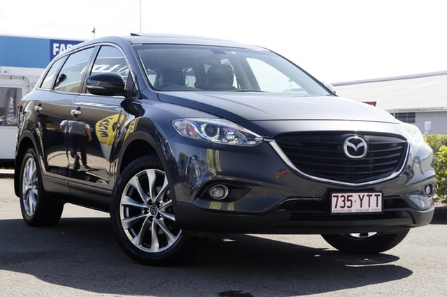Used Mazda CX-9 Luxury Activematic, Bowen Hills, 2013 Mazda CX-9 Luxury Activematic Wagon