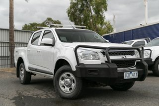 Used Holden Colorado LS (4x4), Oakleigh, 2015 Holden Colorado LS (4x4) RG MY15 Crew Cab Pickup