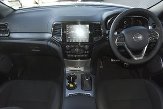 2018 Jeep Grand Cherokee S-Overland SUV.