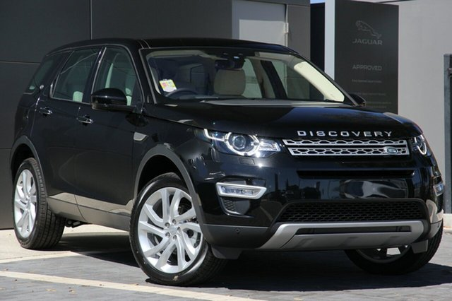 Demonstrator, Demo, Near New Land Rover Discovery Sport TD4 HSE Luxury, Campbelltown, 2018 Land Rover Discovery Sport TD4 HSE Luxury SUV