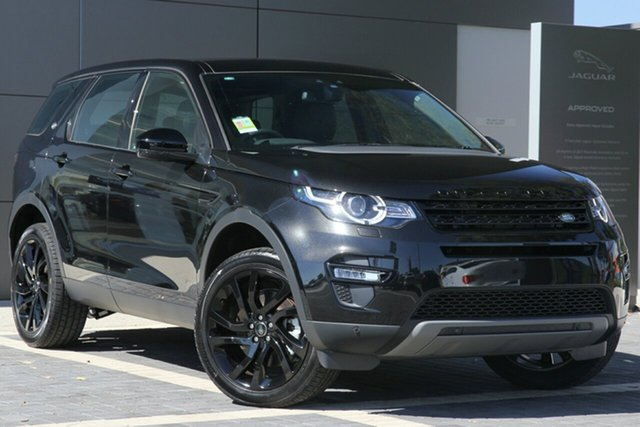 Demonstrator, Demo, Near New Land Rover Discovery Sport SD4 HSE, Narellan, 2018 Land Rover Discovery Sport SD4 HSE SUV