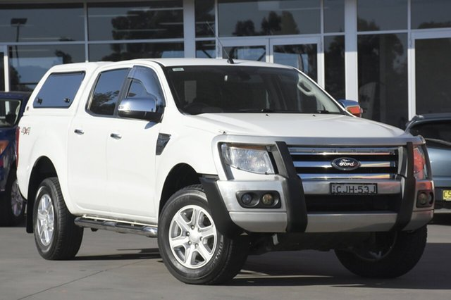 Used Ford Ranger XLT Super Cab, Southport, 2012 Ford Ranger XLT Super Cab Utility