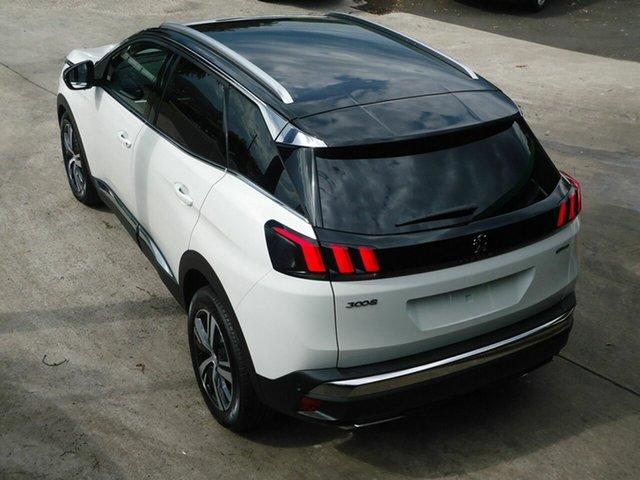 New Peugeot 3008 GT Line SUV, Nambour, 2018 Peugeot 3008 GT Line SUV P84 MY18 Hatchback