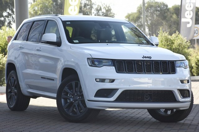 Discounted New Jeep Grand Cherokee S-Overland, Narellan, 2018 Jeep Grand Cherokee S-Overland SUV