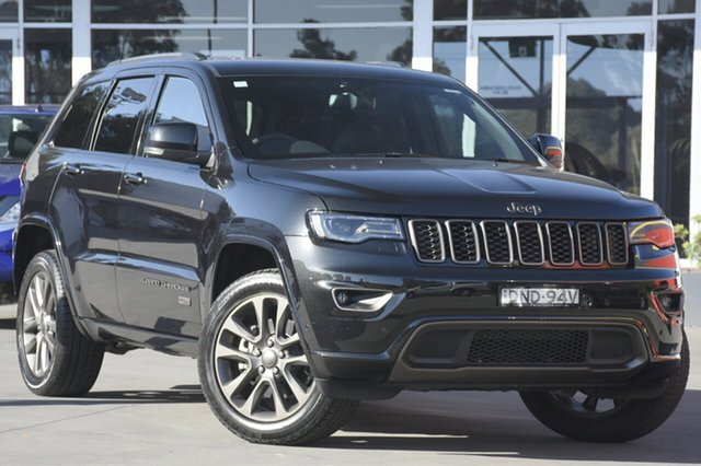 Used Jeep Grand Cherokee 75th Anniversary, Southport, 2016 Jeep Grand Cherokee 75th Anniversary SUV