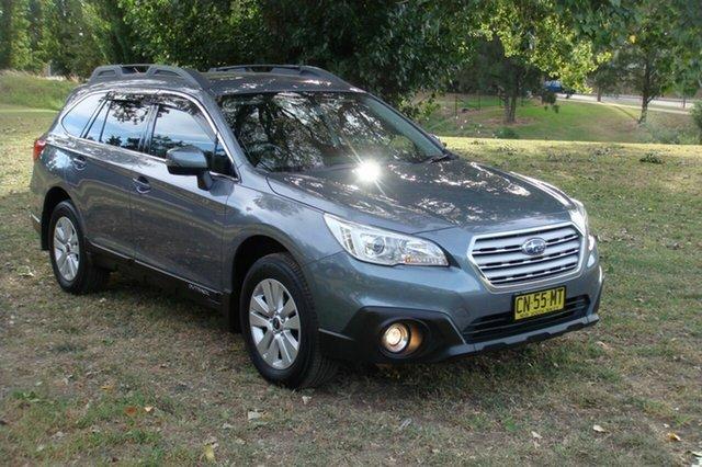 Used Subaru Outback 2.0D CVT AWD, Queanbeyan, 2017 Subaru Outback 2.0D CVT AWD Wagon